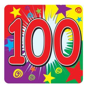 100 Blogs Posts!